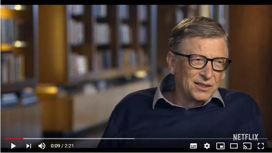 Bill Gates 人生三大失败