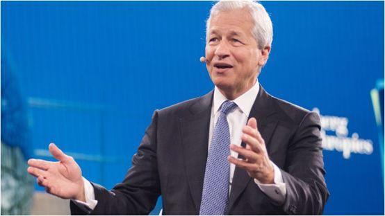 摩根大通CEO:准备上市的公司,都应该从WeWork身上吸取教训