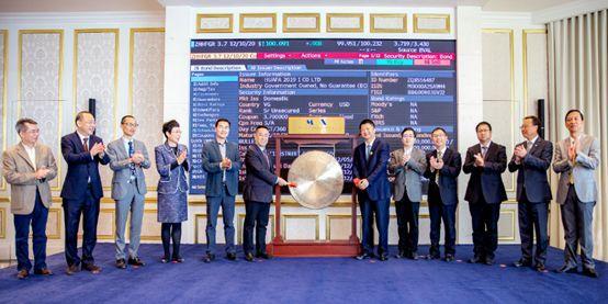 澳门:第一单公募公司债券成功上市,发行金额2亿美元,超额认购约3.65倍